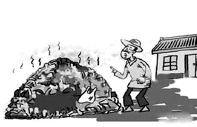焚烧废电路板污染环境